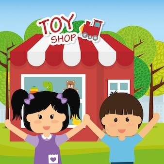 Conception de jouets