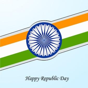 Conception de jour de la république indienne