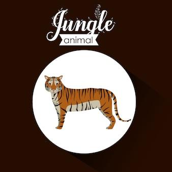 Conception de la jungle