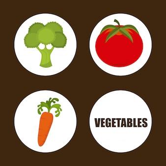 Conception de légumes