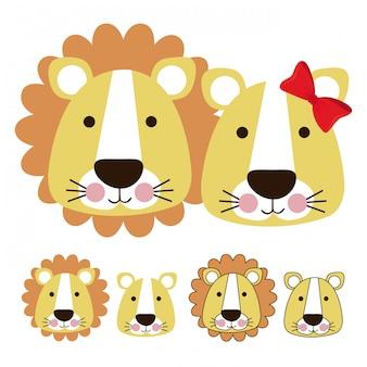 Conception de leon
