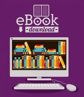 Conception de livre électronique