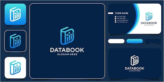 Conception de logo d et conseil en databook