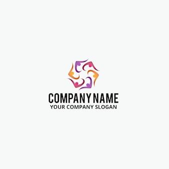 Conception logo de gestion