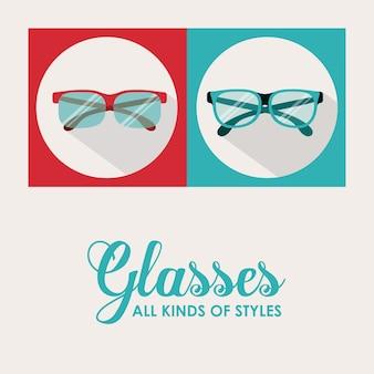 Conception de lunettes