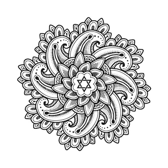 Conception de mandala