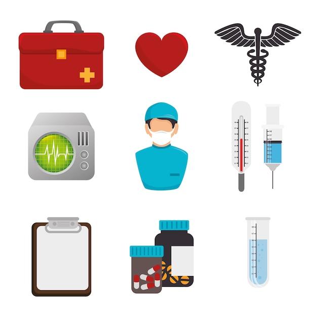 Conception médicale.