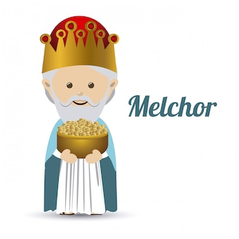 Conception melchior
