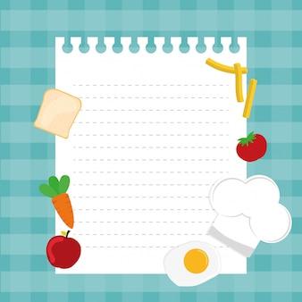 Conception de menus pour enfants.