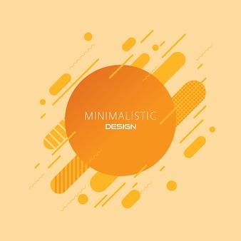 Conception minimale de cercle abstrait.