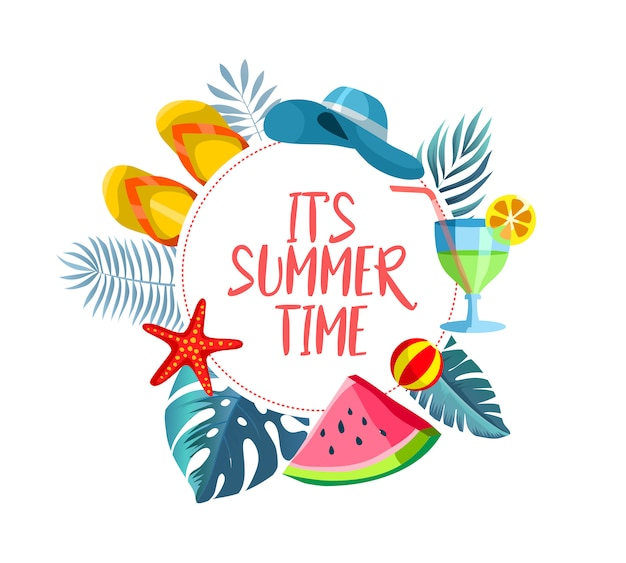 Conception de la mise en page de l'heure d'été
