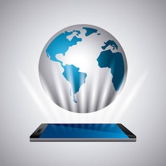 Conception mobile mondiale