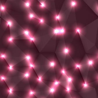 Conception de modèle avec des lumières