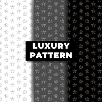 Conception de modèle sans couture de luxe