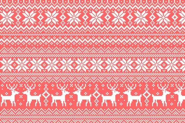 Conception de motif géométrique ikat pour fond tapis papier peint vêtements wrap batik images vectorielles
