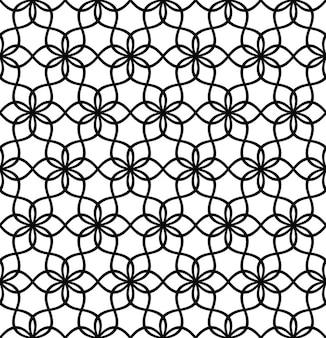 Conception de motifs abstraits