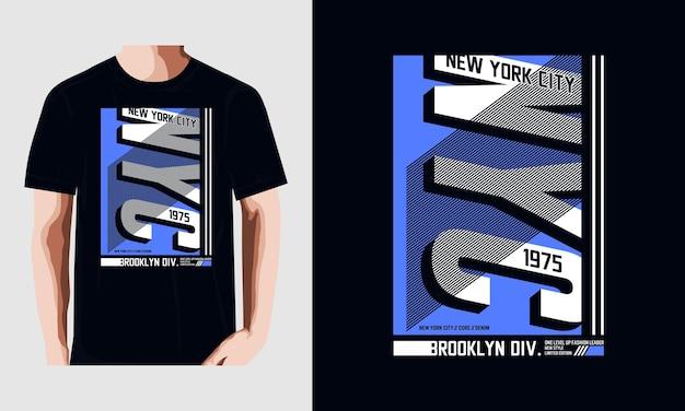Conception de new york city