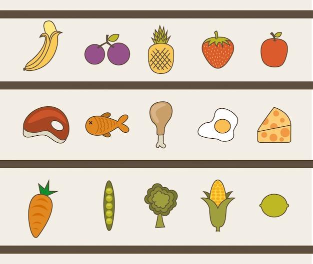 Conception de la nourriture