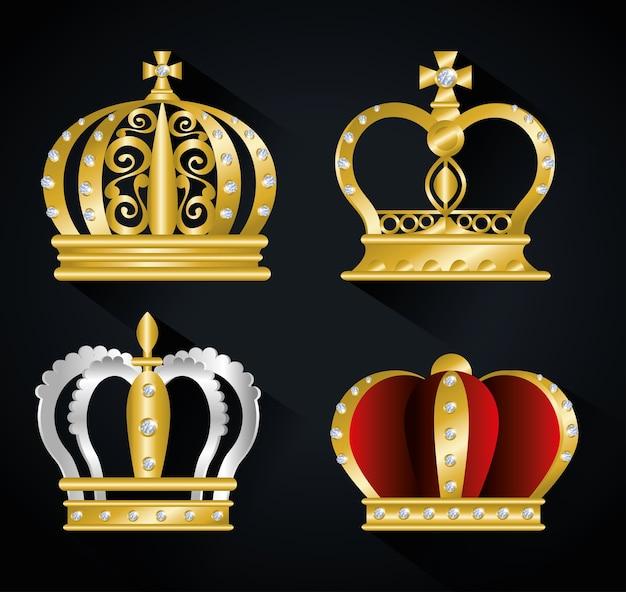 Conception numérique de la couronne.