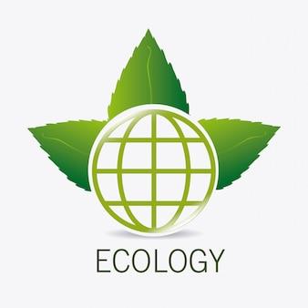 Conception numérique d'écologie.