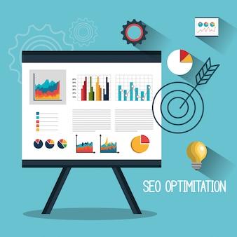 Conception de l'optimisation des moteurs de recherche