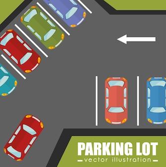 Conception de parking