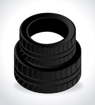 Conception des pneus