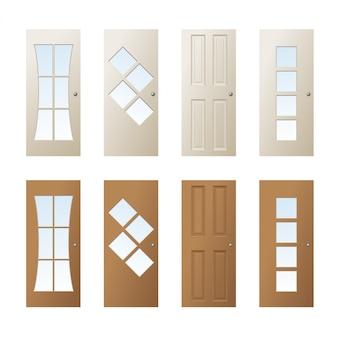Conception des portes