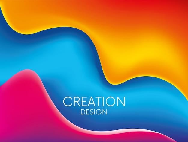 Conception prête à l'emploi pour une carte postale ou une affiche.