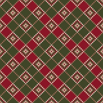 Conception de pull en laine à tricoter. schéma pour la conception de modèle de pull tricoté ou la broderie au point de croix.