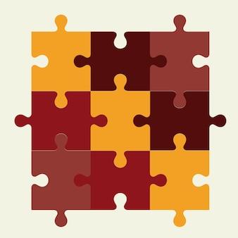 Conception de puzzle