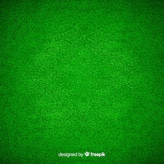 Conception réaliste de fond d'herbe verte