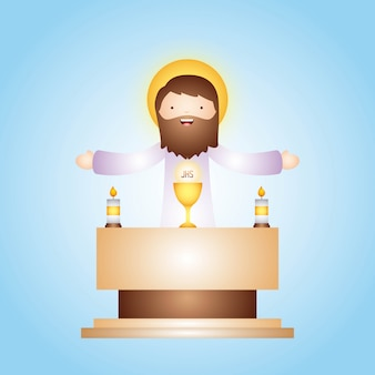 Conception de la religion catholique