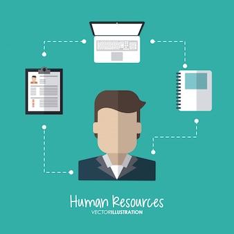 Conception de ressources humaines