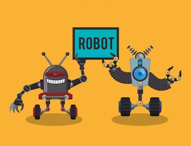 Conception de robots et de technologies