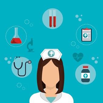 Conception de la santé médicale