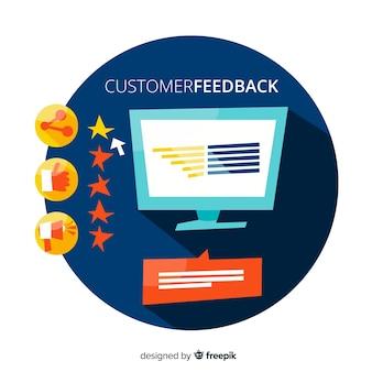 Conception de satisfaction client