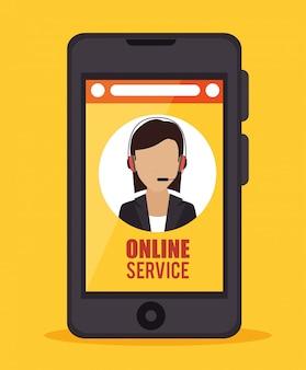 Conception de services en ligne