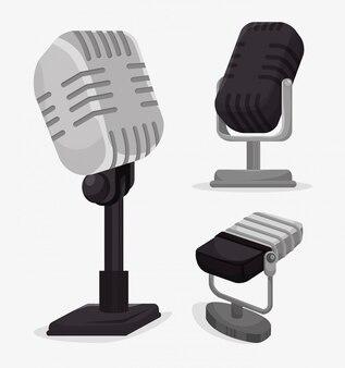 Conception de services de microphone