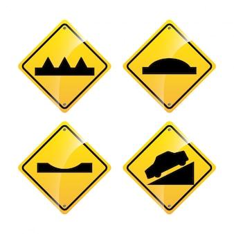 Conception des signaux routiers