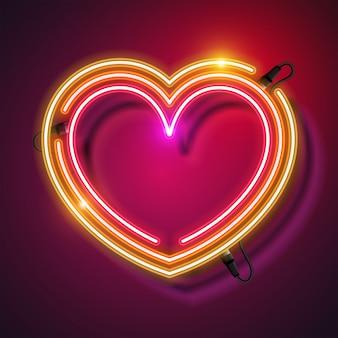 Conception de signe d'amour
