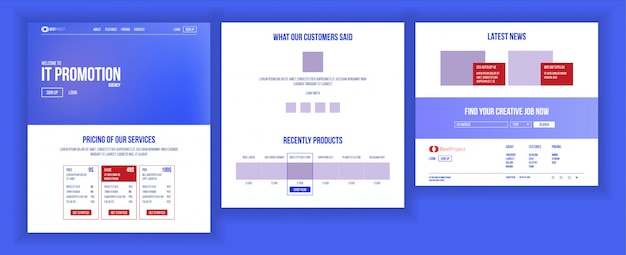Conception de site web