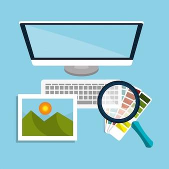 Conception de sites web informatiques