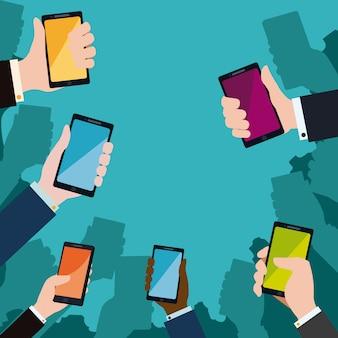 Conception de smartphone