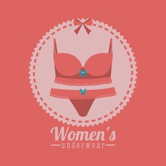 Conception de sous-vêtements
