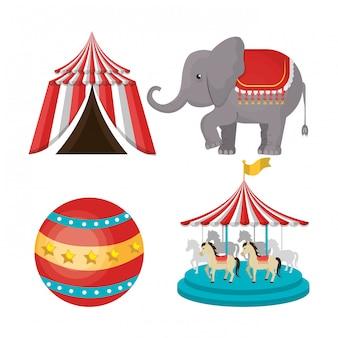 Conception de spectacle de cirque