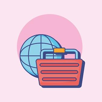 Conception de la sphère globale