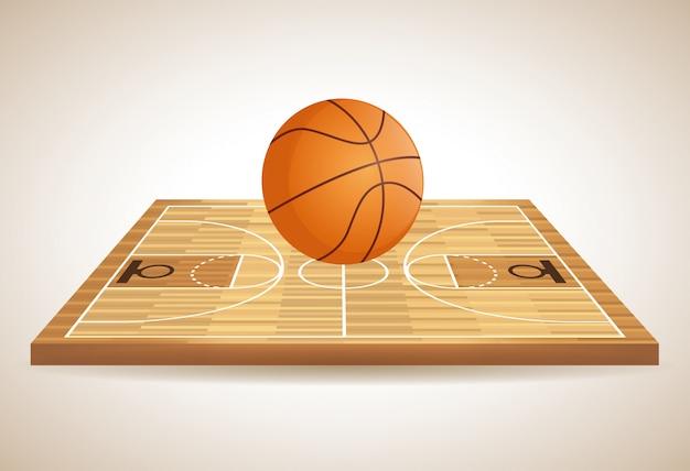 Conception de sport. illuistration