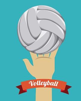 Conception de sport, illustration vectorielle.