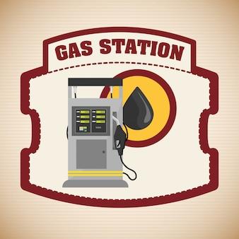 Conception de la station d'essence
